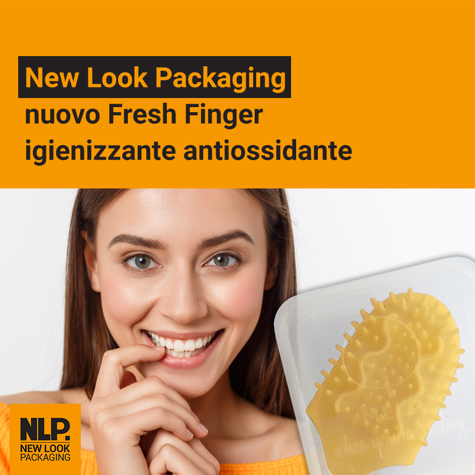 New Look Packaging Fresh Finger